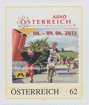 MINIMUM-SIZE-OF-A-BICYCLE-ON-A-BICYCLE-STAMP-Didi-Senft-Austria-stamp