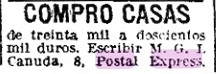 Barcelona-Postal-Express-advertisement- LAVANGUARDIA-07-Briefmarke-Stamp-Sello-Timbro–francobollo-Timbre-Frimærke-Postzegel-Známky-Poštneznamke-Znaczki
