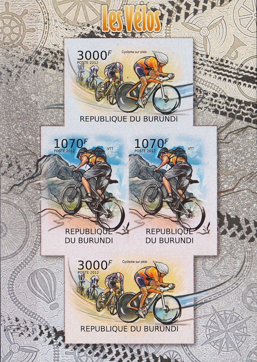 Stamperija-Burundi-stamp-bicycle-philately-fahrrad-briefmarke-velo-timbre-RE22439
