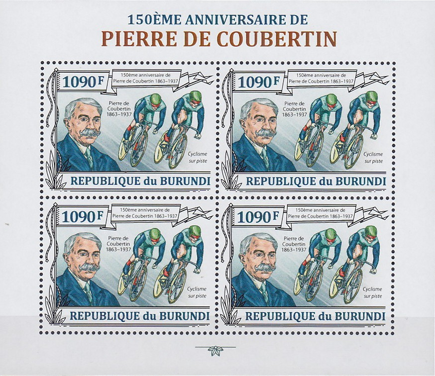 Stamperija-Burundi-stamp-bicycle-philately-fahrrad-briefmarke-velo-timbre-RE22509