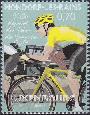 delcampe-magazine-14-Le-Tour-de-France-en-philatelie-Cycliste-Radsport-bicycle-stamp-velo-timbre-Fahrrad-Briefmarke-Philatelie-philately
